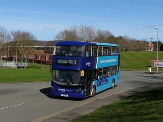 Arriva Cymru 1002 Chester