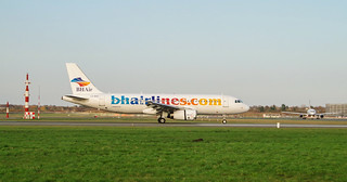 bh airlines A320