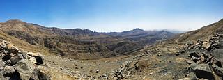 Jebel Jais panorama