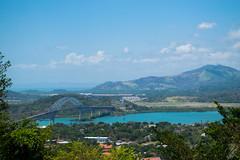 El Canal de Panamá (carlosbenju) Tags: ciudad city panama colores colors canal channel landscape paisaje sea mar
