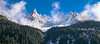 French Alps (photofitzp) Tags: chamonix france frenchalps ice sky snow mountainside mountain forest trees landscape