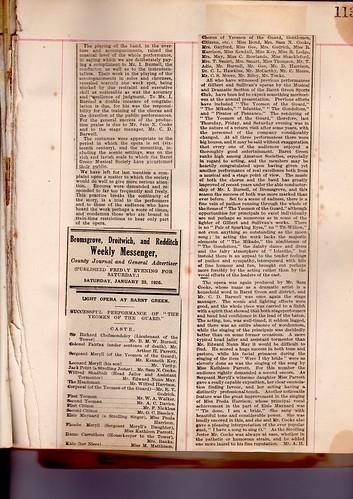 1926: Jan Review 2