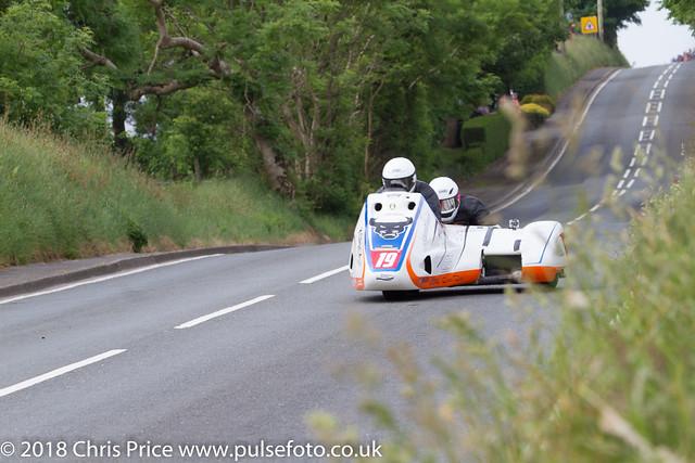 Isle of Man TT: Sidecar Race 2