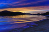 Start of a new day on the Bay (Merrillie) Tags: daybreak woywoy landscape nature australia mountains foreshore newsouthwales earlymorning nsw brisbanewater ripples boats morning dawn coastal water sky waterscape sunrise centralcoast bay outdoors