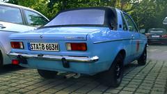 Opel Kadett C Aero (vwcorrado89) Tags: opel kadett c aero baur cabrio cabriolet targa convertible c2