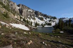 High Creek Lake (Brandon Rasmussen) Tags: utah uintawasatchcachenationalforest mountnaomiwilderness highcreeklake hiking backpacking landscape nature nikond7100 nikkor1224mmf4g 1224f4