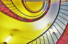 Staircase Hotel Elephant - Weimar - Germany (Zana Suran) Tags: scala staircase eskailera treppe portaikko escalier σκάλα מדרגות सीढ़ी 階段 계단 stubište 樓梯 kāpnes laiptai trappenhuis schody escadaria scară лестница trappa стубиште stopnišče escalera บันได schodiště сходи lépcsőház cầu thang 楼梯 tangga દાદર weimar germany deutschland thüringen hotel elephant hotelelephant