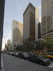 Seagram Building, NYC (298) (Sanyam Bahga) Tags: d7000 1024 usa newyork newyorkcity manhattan parkavenue 375parkavenue seagrambuilding ludwigmiesvanderrohe miesvanderrohe mies skyscraper skyline internationalstyle modernism tower architecture