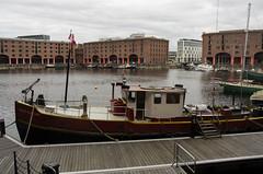 Albert Dock (Mike Serigrapher) Tags: liverpool albert dock