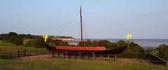 Viking Ship Pegwell Bay