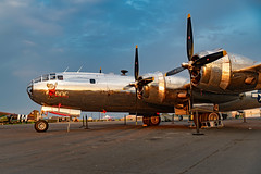 DSC_0208-HDR (CEGPhotography) Tags: 2018 reading ww2 ww2weekend wwii wwiiweekend airshow midatlanticairmuseum pa history b29 b29superfortress superfortress bomber