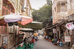 Ngõ Tràng Tiền (valerius94) Tags: streetphotography street streetlife swordlake afternoon alley alleyway hanoi vietnam