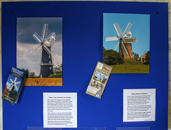 Holgate Windmill exhibition, 'How Many Sails?' - panel 4