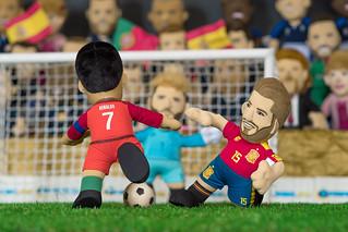 CR7 vs S. Ramos