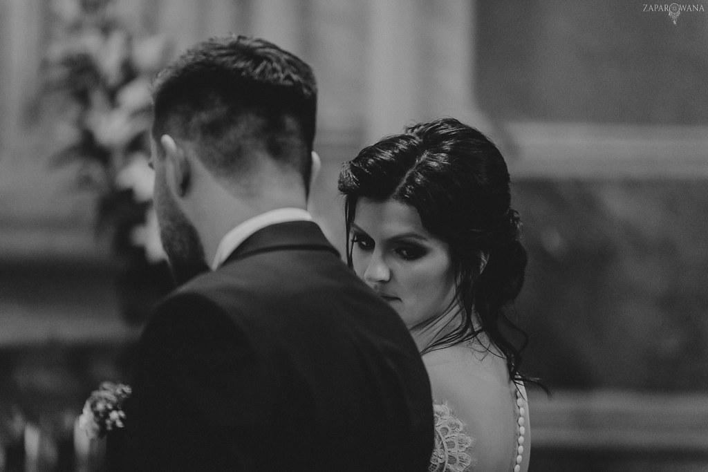 213 - ZAPAROWANA - Kameralny ślub z weselem w Bistro Warszawa