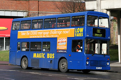 15347 K847 LMK 192 (Cumberland Patriot) Tags: stagecoach north west england greater manchester south buses leyland on3r49c18z4 olympian triaxle alexander rh magicbus magic