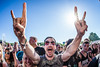 Fortarock 2015 (Marcel Krijgsman) Tags: metal festival hardrock goffertpark publiek audience fan horn fortarock nijmegen