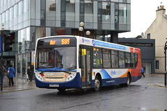 Stagecoach Western 22531 SF57LUY (Will Swain) Tags: irvine 10th march 2018 scotland scottish north town centre west bus buses transport travel uk britain vehicle vehicles county country stagecoach western 22531 sf57luy