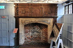 DSC_3329 (Thomas Cogley) Tags: eastgate house rochester medway kent uk england thomas cogley thomascogley historic historical listed grade 1 fireplace surround fire wood panelling panel carving
