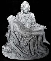 Pieta by Michelangelo (petermorton42) Tags: pietabymichelangelo goodfriday holyweek easter pieta