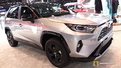 2019 Toyota Rav4 Hybrid - Exterior and Interior Walkaround - 2018 New York Auto Show (yoanndesign) Tags: 2018 2018newyorkautoshow 2018nyautoshow 2019 2019rav4 2019toyotarav4 2019toyotarav4hybrid 2019toyotarav4review autoshow debuts exterior highlights interior newyorkautoshow newyorkautoshow2018 nyautoshow nyautoshow2018 rav42019 rav4review review toyotarav4 toyotarav42019 toyotarav4hybrid toyotarav4hybrid2019 walkaround