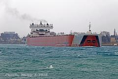 Edgar B Speer Port Huron 2 (Charlie Whipp) Tags: edgar b speer laker boat freighter