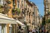 Taormina (street scene) (WolfgangPichler) Tags: taormina sizilien italien