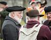 Discussing the Plan (lclower19) Tags: patriotsday dress rehearsal lexington massachusetts colonial reenactment reenactors