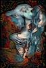 Burning Passion (cirooduber) Tags: ostagram visualart awardtree digitalarttaiwan trollieexcellence passion love couple erotism kiss