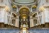 St. Paul's Churchyard - LONDON (cristian_fresta_ph) Tags: london cathedral church colors religion stpaul cool photography nikon wideangle architettura soffitto edificio