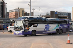 SF 54332 @ Glasgow Buchanan Street bus station (ianjpoole) Tags: stagecoach fife volvo b11rt plaxton elite yx66wns 54332 glasgow buchanan street bus station
