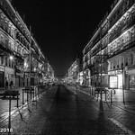 Rue Faidherbe, Lille at night thumbnail