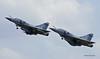 Dassault Mirage 2000C n° 20 ~ 5-NQ  & n° 9 ~ 5-NH Armée de l'air (Aero.passion DBC-1) Tags: meeting tours 2005 dbc1 david biscove aeropassion avion aircraft aviation plane airshow dassault mirage 2000c ~ 5nq 5nh armée de lair