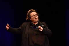 Sophie Scott speaking at TEDxExeter 2018 at Exeter Northcott Theatre (TEDxExeter) Tags: tedxexeter exeter tedx tedtalks ted audience tedxevent speakers talks exeternorthcott northcotttheatre devon crowd inspiring exetercity tedxexeter2017 laughter funny england eng