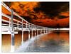 Urunga - NSW (marcel.rodrigue) Tags: urunga boardwalk midnorthcoast coffscoast footbridge bellingenshire nsw newsouthwales australia marcelrodrigue photography jkamidnorthcoast edited