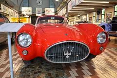 Maserati A6GCS/53 1954 (Mr.Dare) Tags: car auto maserati italia italy sportscar supercars