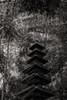 Mystic Vibration (Triple_B_Photography) Tags: canon eos 7d bali motion meru blackandwhite travel tourism rotation manipulation pura temple leaves spiritual