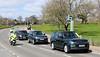 The Queen's Car Convoy , Alma Road Milehouse Plymouth 27th March 2018 (DSH Trains) Tags: queen of england devonport hms ocean range rover car convoy motorcade