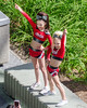 USA All-Stars - 20180318-MAR_5771 (Kevin MG) Tags: cheer cheerleader cheerleaders cheersquad team athletic sports girl girls young youth cute pretty little uniform shorts outfit dance stomache stomach