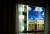 room with a view (NadzNidzPhotography) Tags: nadznidzphotography smileonsaturday roomwithaview sky window windowview hotel architecture architectural
