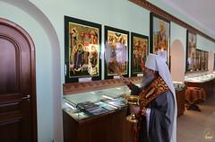 10. Освящение икон и выставка в музее 08.04.2018 г
