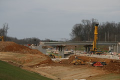 I-69 Construction Indiana (ITB495) Tags: i69 interstate69 indiana road interstate construction freeway bridge highway roadconstruction infrastructure