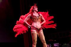 Phoenix (zemekiss) Tags: geekenders burlesque nerdlesque cosplay xmen marvel mutant phoenix jeangrey burgundybrixx