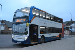 Stagecoach Norfolk 10055 SN13EEB (Will Swain) Tags: kings lynn bus station 13th january 2018 east town centre buses transport travel uk britain vehicle vehicles county country england english stagecoach norfolk 10055 sn13eeb
