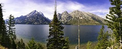 Grand Teton Pano (bpinola) Tags: grandteton jennylake stormpoint mtstjohn wyoming jacksonhole
