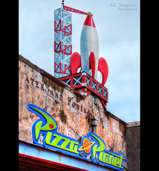 Pizza Planet - Disney's Hollywood Studios (J.L. Ramsaur Photography) Tags: jlrphotography nikond5200 nikon d5200 photography photo lakebuenavistafl centralflorida orangecounty florida 2013 engineerswithcameras hollywoodstudios disney'shollywoodstudios photographyforgod thesouth southernphotography screamofthephotographer ibeauty jlramsaurphotography photograph pic waltdisneyworld disney disneyworld pixarstoystory toystory pizzaplanet happiestplaceonearth wheredreamscometrue magical tennesseephotographer imagineering disneycharacter waltdisneyworldresort disneyimagineering blueskydisney pizza pizzajoint pizzaplace restaurant rocket toystoryspizzaplanet arcade pizzaarcade hdr worldhdr hdraddicted bracketed photomatix hdrphotomatix hdrvillage hdrworlds hdrimaging hdrrighthererightnow bluesky deepbluesky beautifulsky whiteclouds clouds sky skyabove allskyandclouds sign signage it'sasign signssigns iseeasign signcity