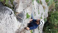 Sicile (Henri Eccher) Tags: vacances sanvitolocapo sylvie henri potd:country=fr italie bea italia escalade ciuridimari sicile michel