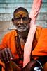 "Sadhu On The Varanasi Ghats (El-Branden Brazil) Tags: varanasi india indian ganges ganga ceremony hindu hinduism asian asia sacred holy mystical ""south asia"" sadhu"