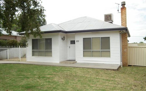 22 Edmondson Av, Griffith NSW 2680