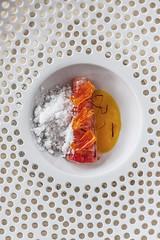 Italy - Tuscany (CHIC- Charming Italian Chef) Tags: albergo borgosantopietro crostaceo gambero hotelcucina toscana